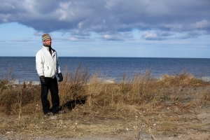 climate change coastal erosion high tide storm surge Quebec Saint Lawrence