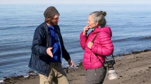 climate change photographer Joan Sullivan coastal erosion