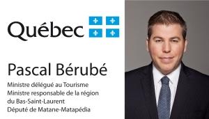 Carte Affaire Pascal Bérubé